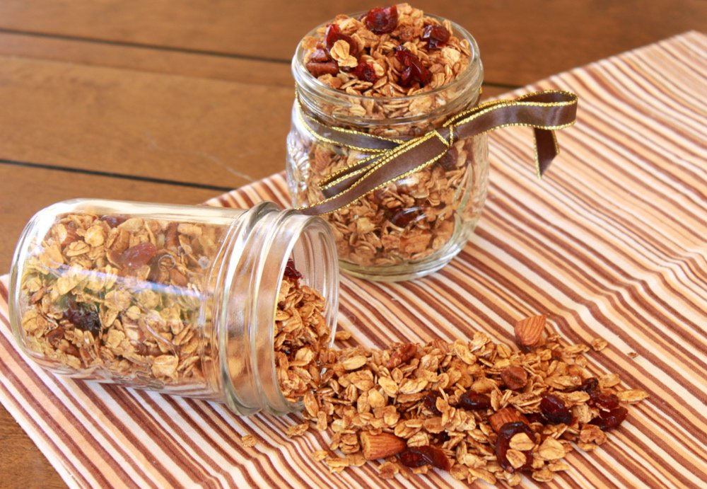 Chai Spiced Granola | Recipe Runner