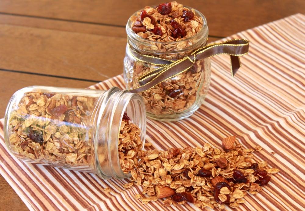 Chai Spiced Granola | Recipe Runner