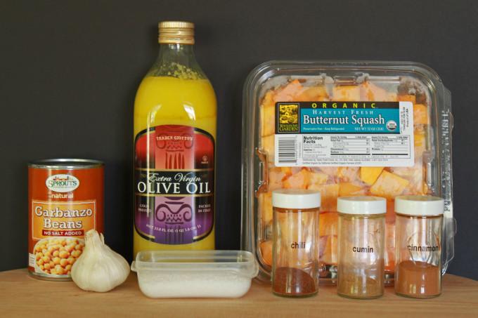 Butternut Squash Hummus 1