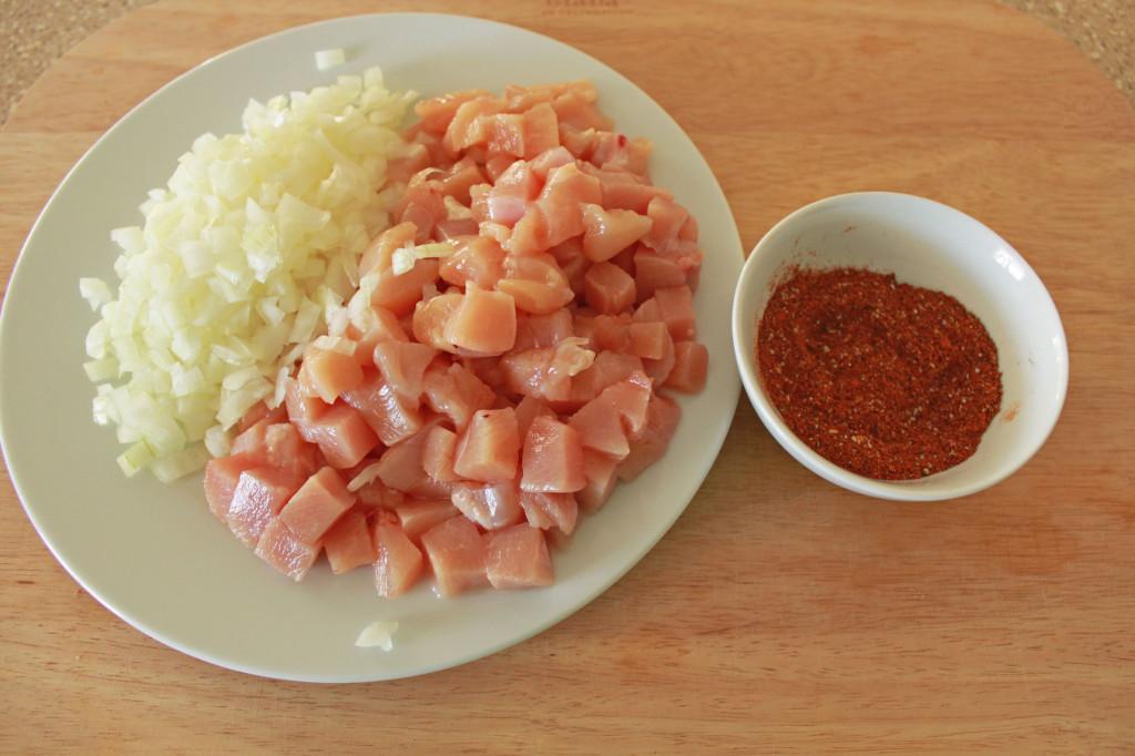 southwest chicken soup ingredients 1