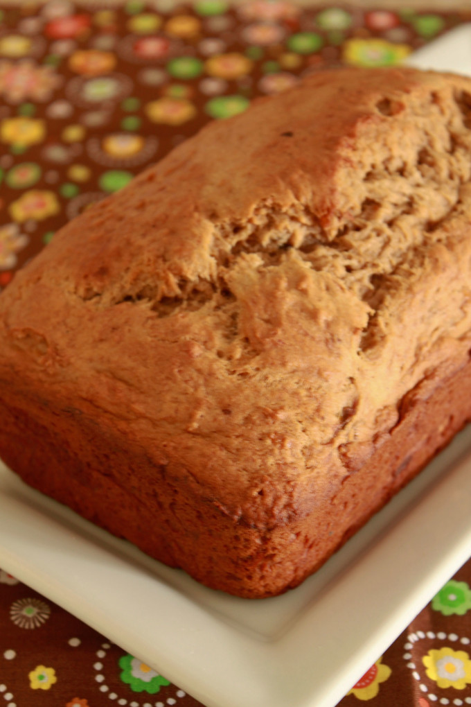 Chai Banana Bread | Recipe Runner