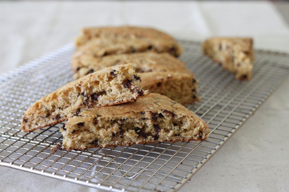 Chocolate Chip Buttermilk Scones 2