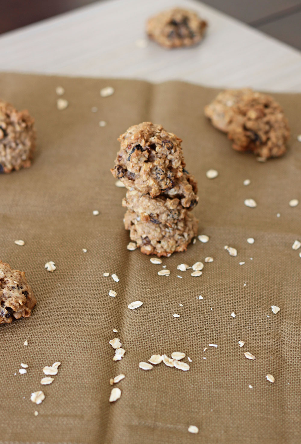 Oatmeal Everything Cookies 2