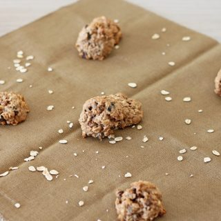Oatmeal Everything Cookies