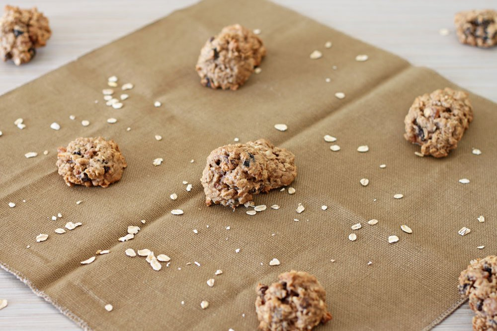 Oatmeal Everything Cookies 1