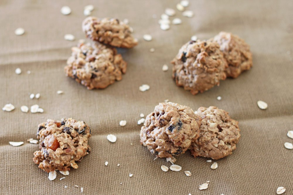 Oatmeal Everything Cookies 3