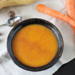Butternut Squash Carrot Soup | Recipe Runner | Butternut squash soup gets turned up a notch thanks to sweet carrots!