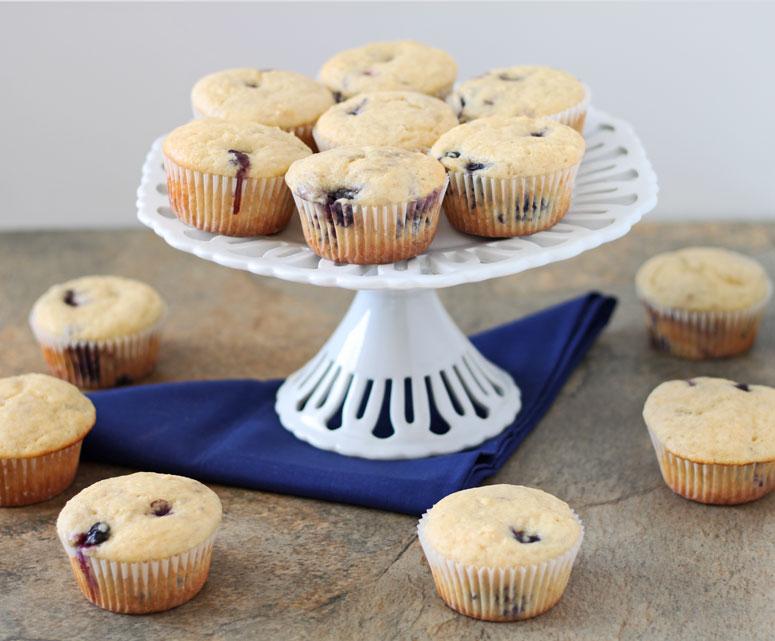 Perfect Blueberry Muffins - Recipe Runner