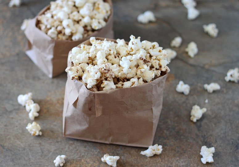 Browned Butter Sugar 'n Spice Popcorn - Recipe Runner