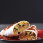 Black Bean & Veggie Burritos