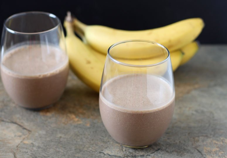 Peanut-Banana Espresso Smoothie Recipes — Dishmaps