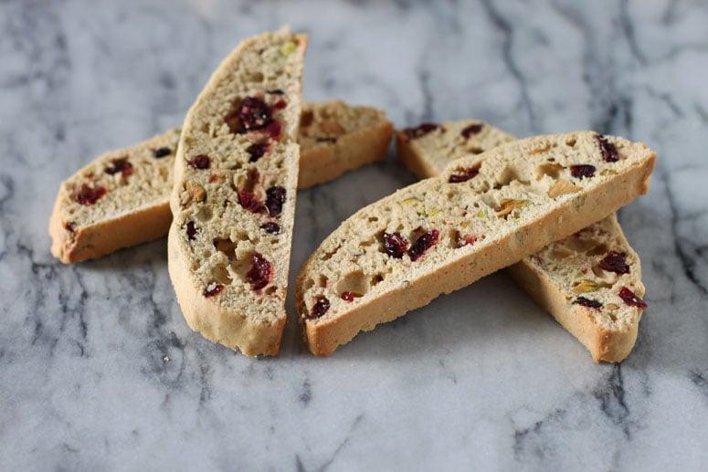 Cranberry Pistachio Biscotti Recipe Recipe For Cranberry