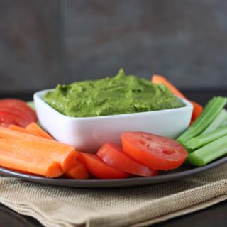 Spinach Hummus