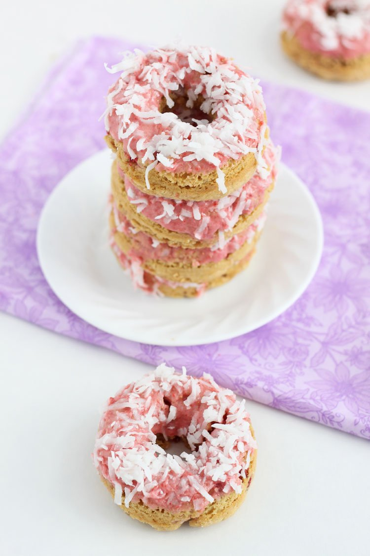 Strawberry Coconut Donuts | Recipe Runner