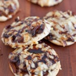 Guinness Caramelized Onion & Mushroom Pizzettes