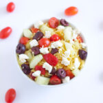 Spaghetti Squash Greek Salad | Recipe Runner