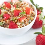 Wheat Berry & Wild Rice Salad