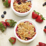 Berry Crisps for Two