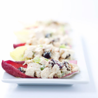 Chicken Salad in Endive Spears