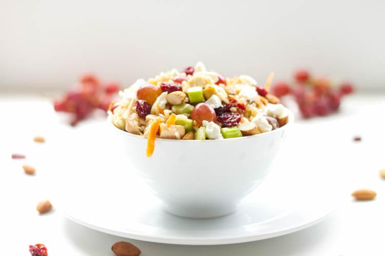 Chicken and Wild Rice Salad   Recipe Runner