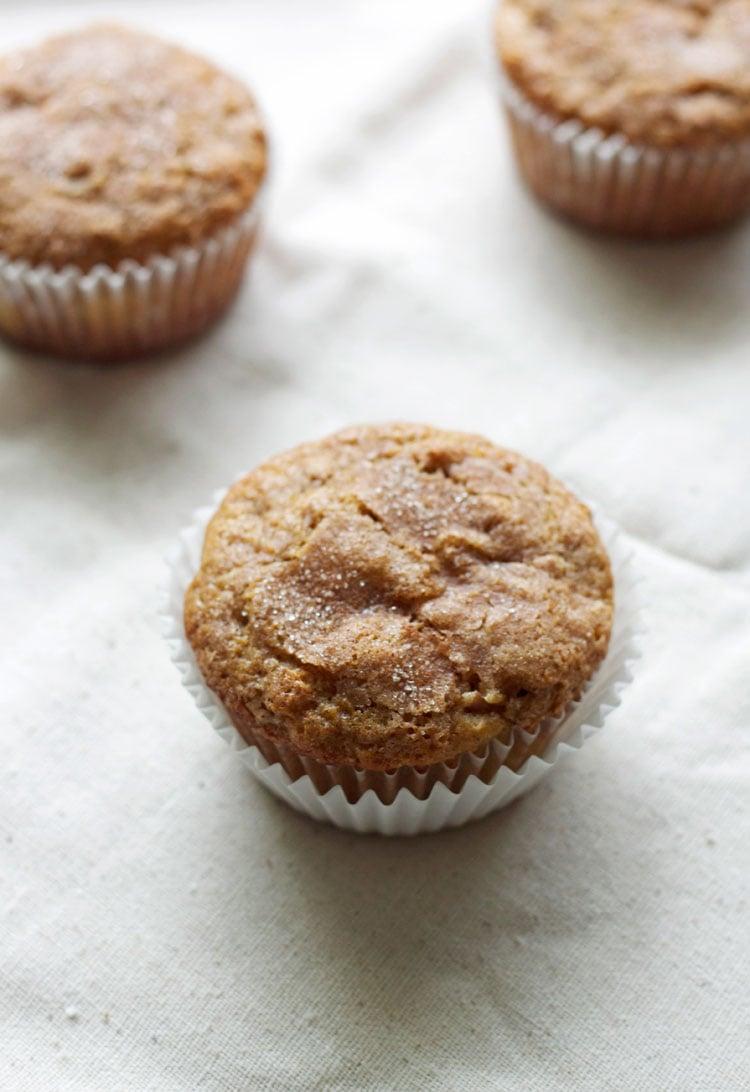 Rhubarb Pecan Muffins | Recipe Runner