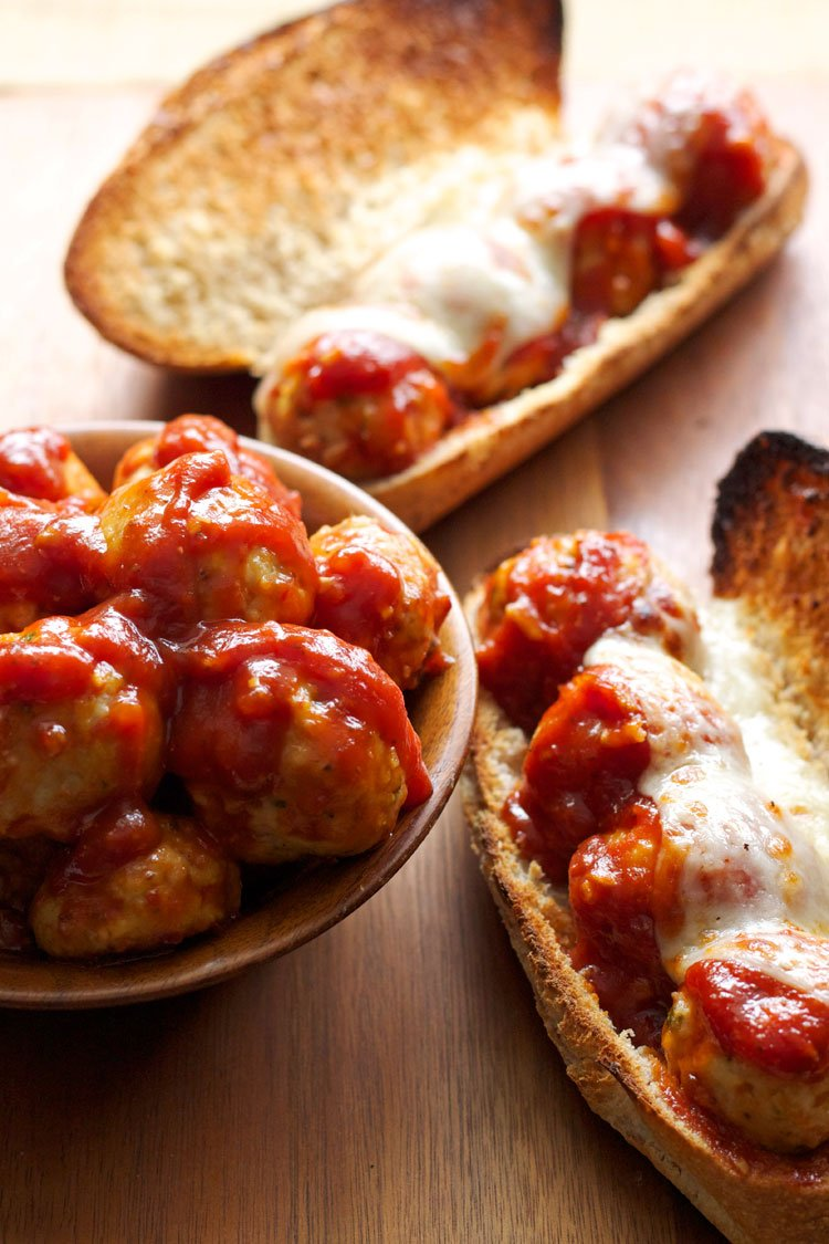 Barbecue Meatball Subs | Recipe Runner | Moist meatballs tossed in homemade barbecue sauce make the perfect summer meal!