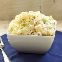 Classic Potato Salad | Recipe Runner | This classic side dish is perfect for #summer barbecues!