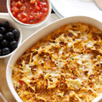 South of the Border Chicken Casserole
