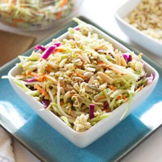 Broccoli Ramen Salad