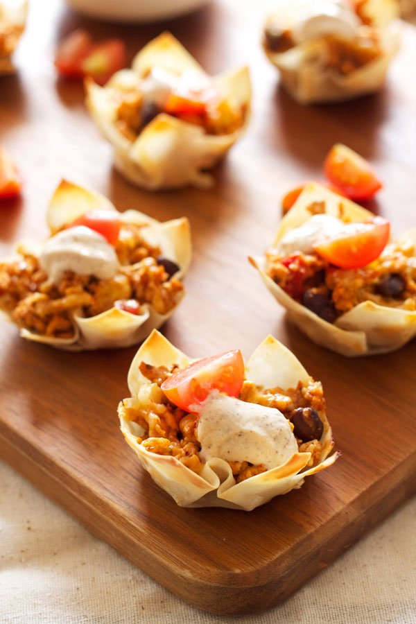 Easy party appetizer recipes spoonful of flavor for Appetizer recipes easy party appetizers