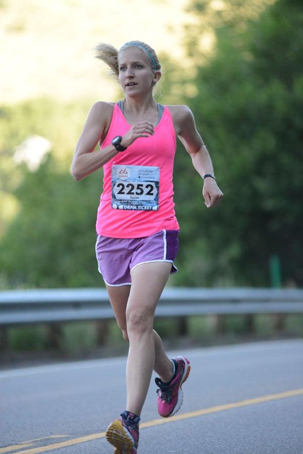 Revel Rockies Half Marathon | Recipe Runner | Recap of my race #running #halfmarathon #revelrockies #colorado