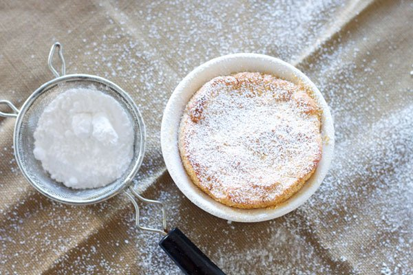Pumpkin Pie Souffles + A KitchenAid Mixer Giveaway! | Souffles are easier to make than you think. This pumpkin pie version is perfect for fall!