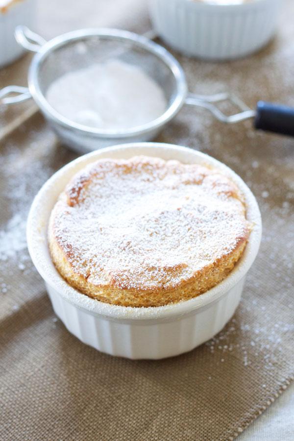 Pumpkin Pie Souffles   Recipe Runner