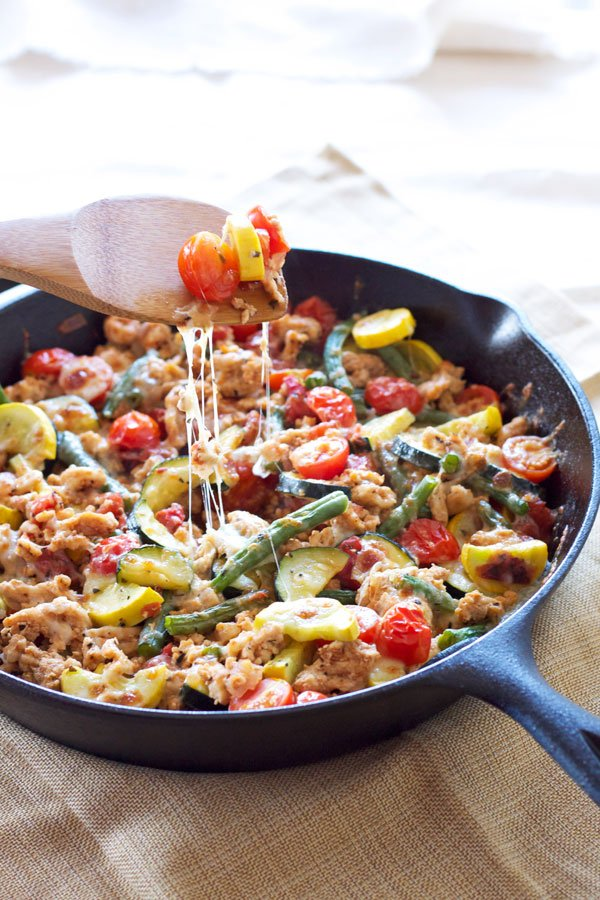 Turkey and vegetable skillet recipe runner forumfinder Images