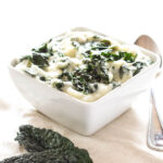 Cauliflower Kale Puree