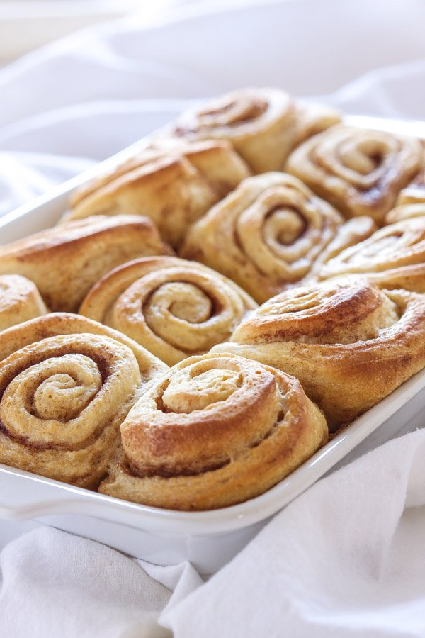 Caramel Sticky Buns | Recipe Runner | These lightened up gooey Caramel ...