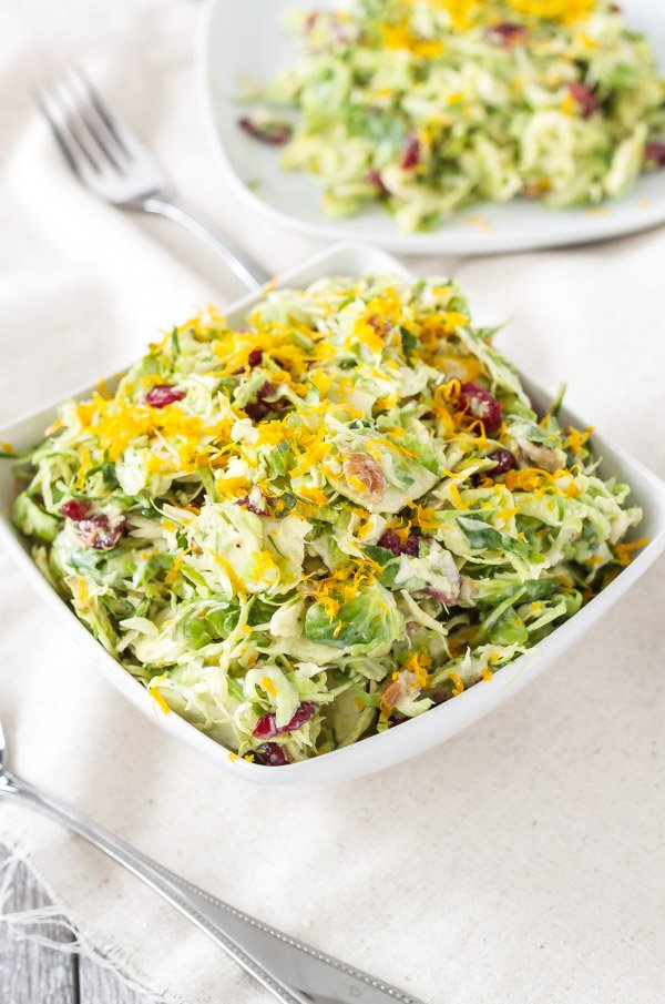 ... Slaw | I can't get enough of this sweet tangy winter slaw! | www