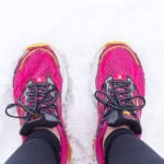 5 Tips For Winter Running | 5 tips to make winter running safer and more bearable! | www.reciperunner.com