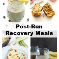 Post-Run Recovery Meals | Meal ideas that are optimal for recovery after a run | @reciperunner