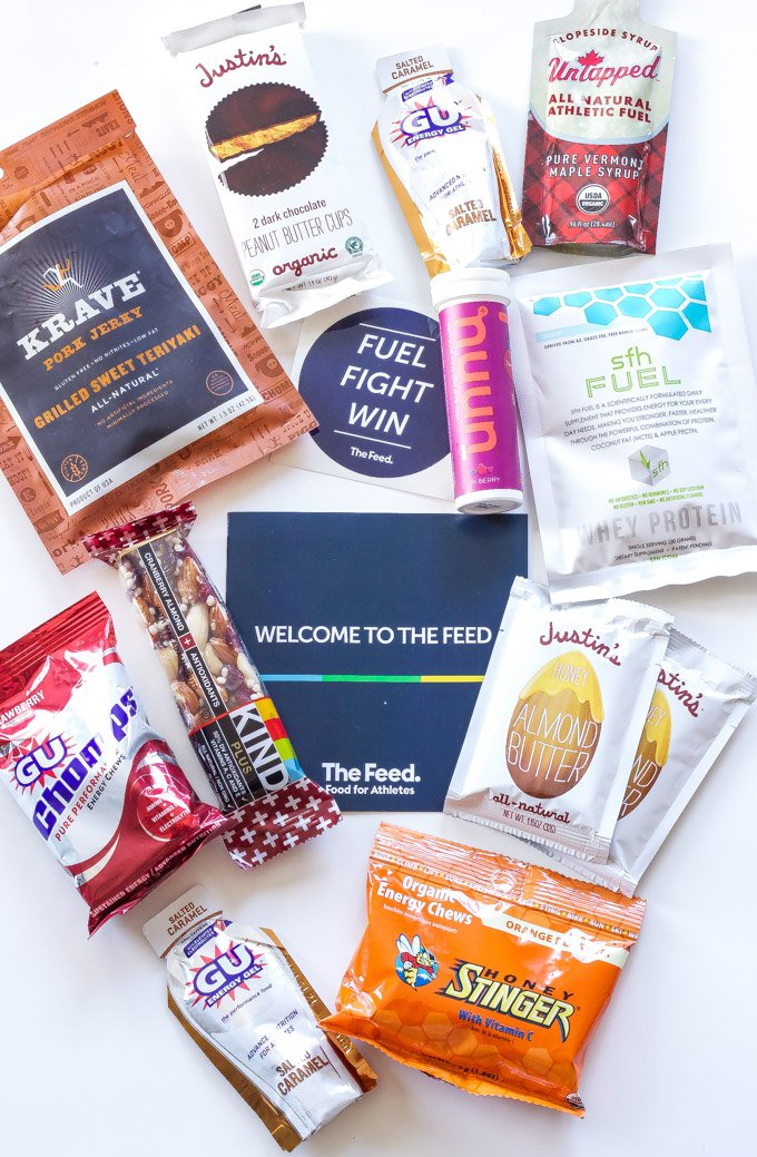 The Feed {Review} | Fuel for Athletes!