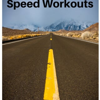 My Favorite Speed Workouts
