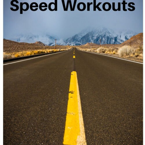 My Favorite Speed Workouts | 3 speed workouts that don't require running on a track!