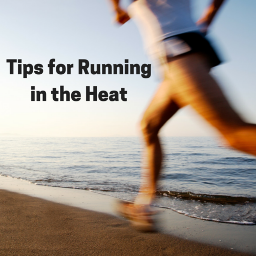 Tips for Running in the Heat | Make the hot summer running months more safe and bearable with these tips!