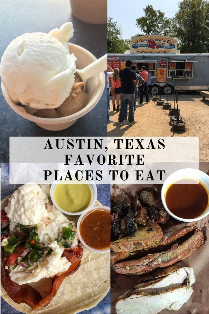 Austin, Texas: Favorite Places to Eat