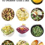 10 Side Dishes to Make this Fall