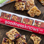 goodnessknows Snack Squares Review