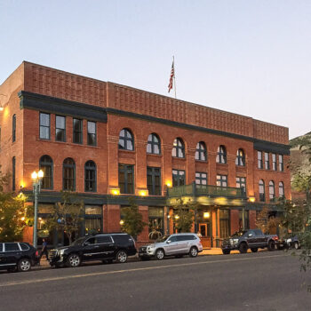 Hotel Jerome: Aspen, Colorado