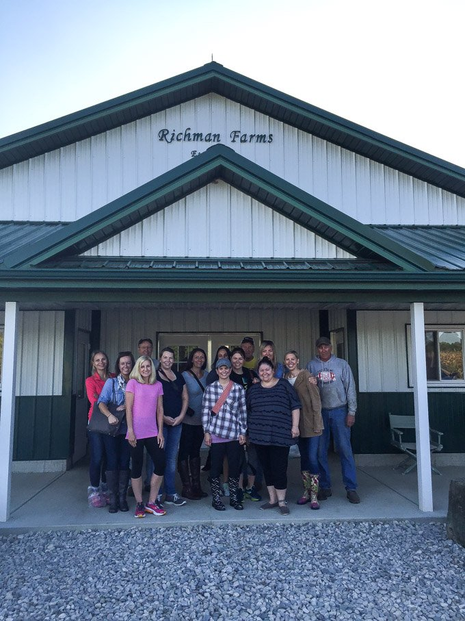 Ohio Dairy Trip | Richman Dairy Farm