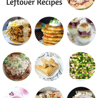 10 Thanksgiving Leftover Recipes | Delicious and creative recipes for all those Thanksgiving leftovers!