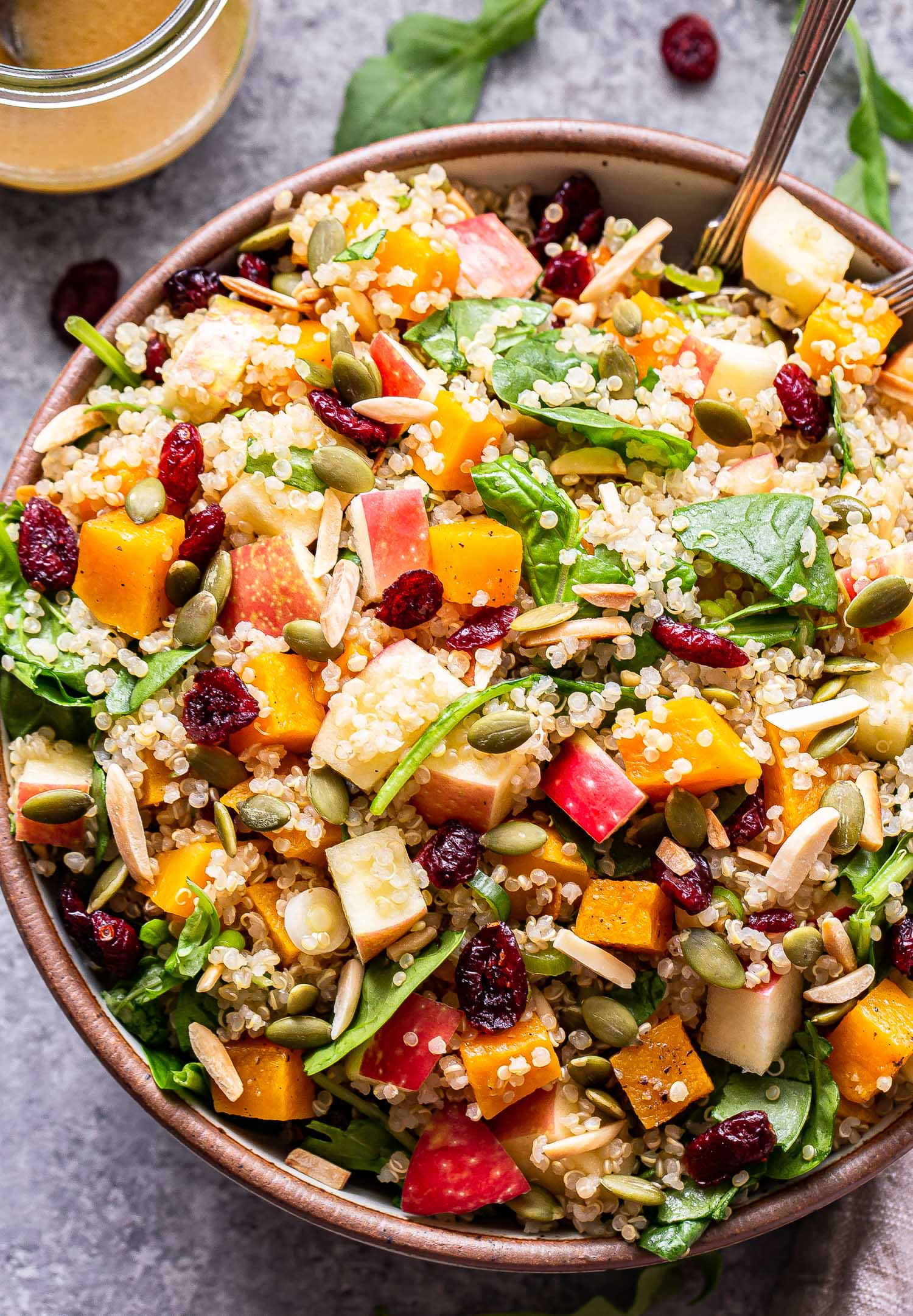 Harvest Quinoa Salad Recipe Runner
